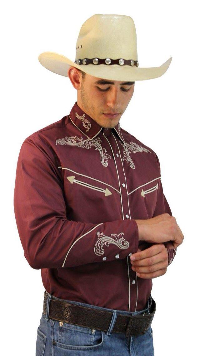 74af450fe66 Camisa vaquera Texas. | CAMISAS VAQUERAS | Camisa vaquera, Camisas y ...