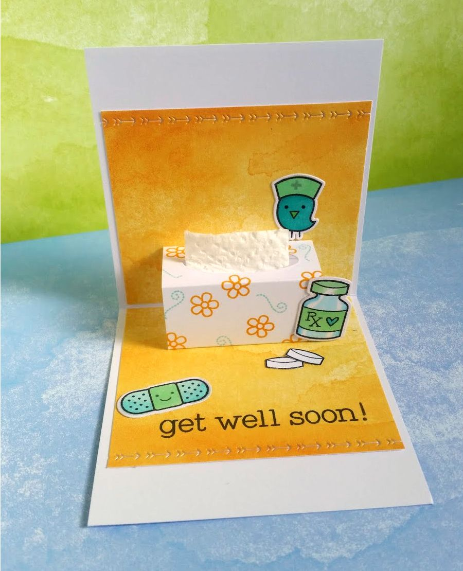 Featured Fawnatics And Challenge 6 Random Winner Lawn Fawnatics Get Well Cards Inspirational Cards Cards