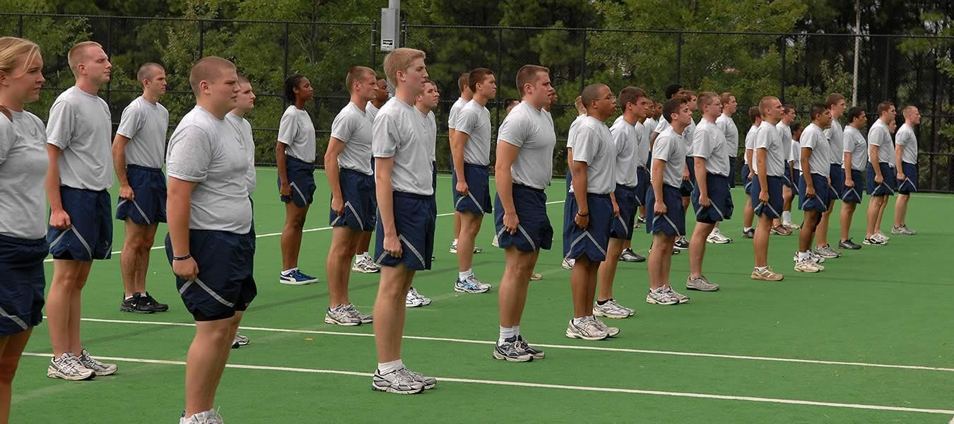 Physical Training Rotc Air Force Air Force Mom