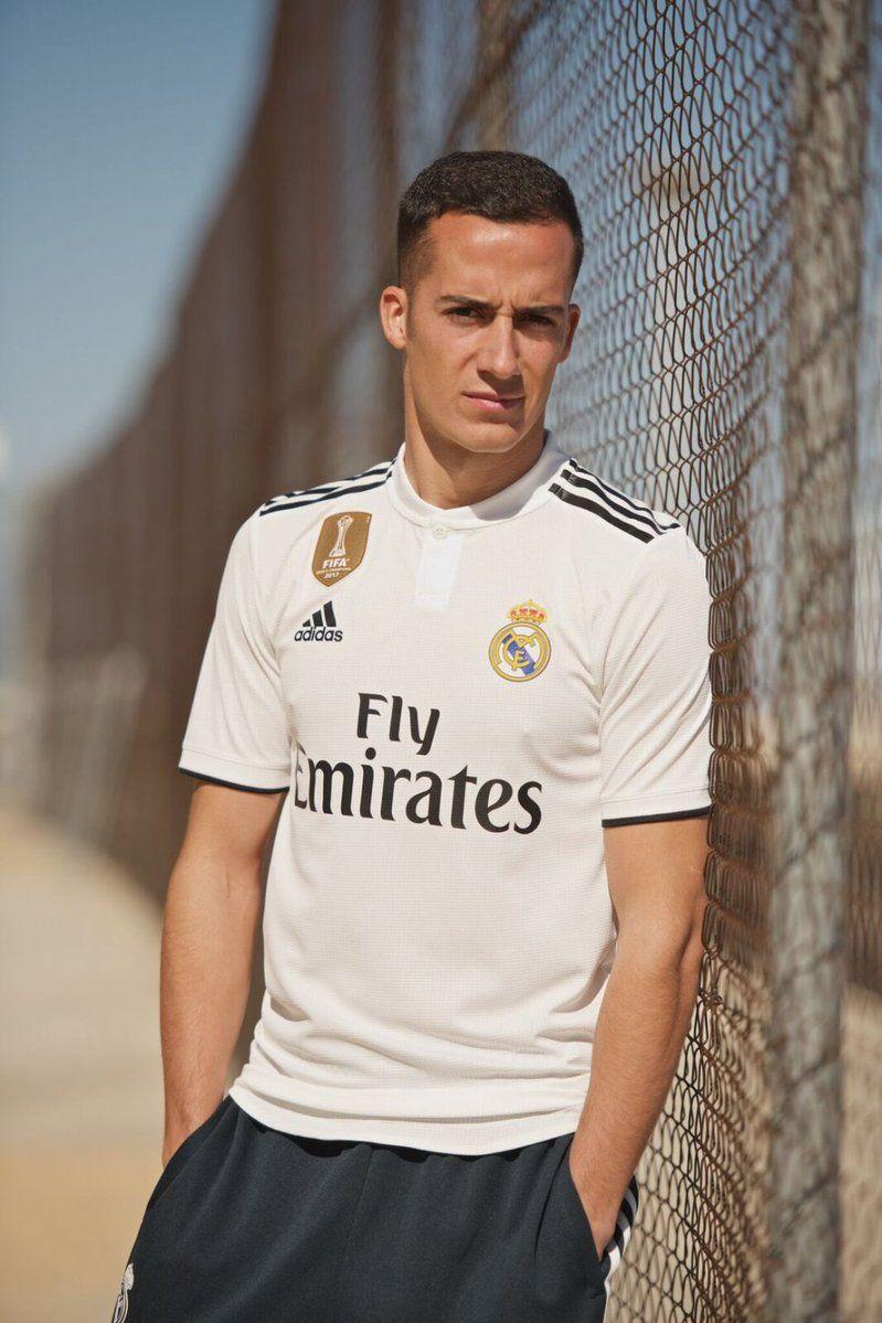 Lucas Vazquez Realmadrid Adidas