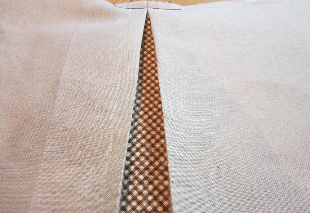 How To Make A Box Pleat Or Inverted Sew4home