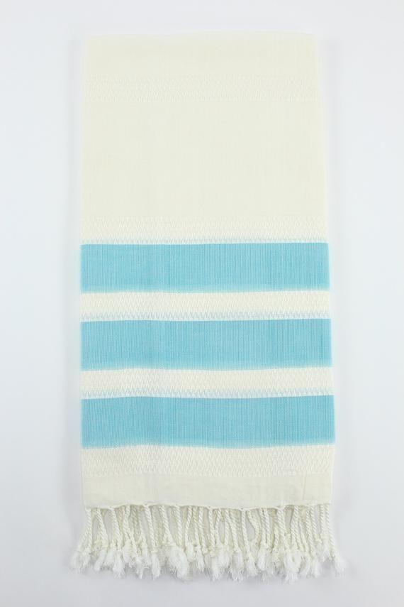 Turkish Premium Handmade Peshtemal Beach Towels Fouta Spatowels