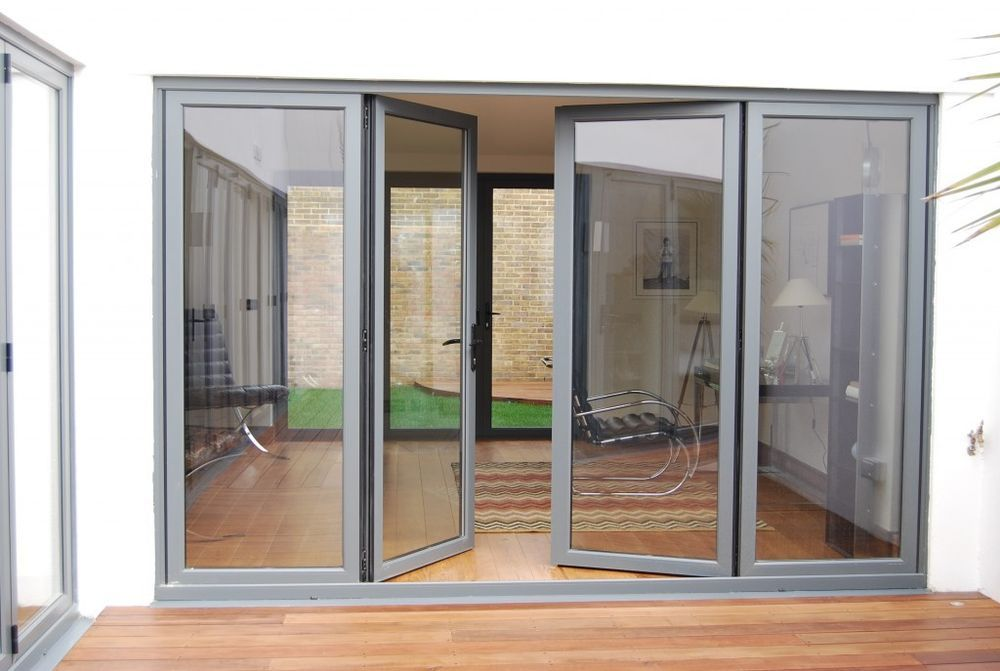 Bi Folding Doors London Buy Direct From Our Workshop Patio