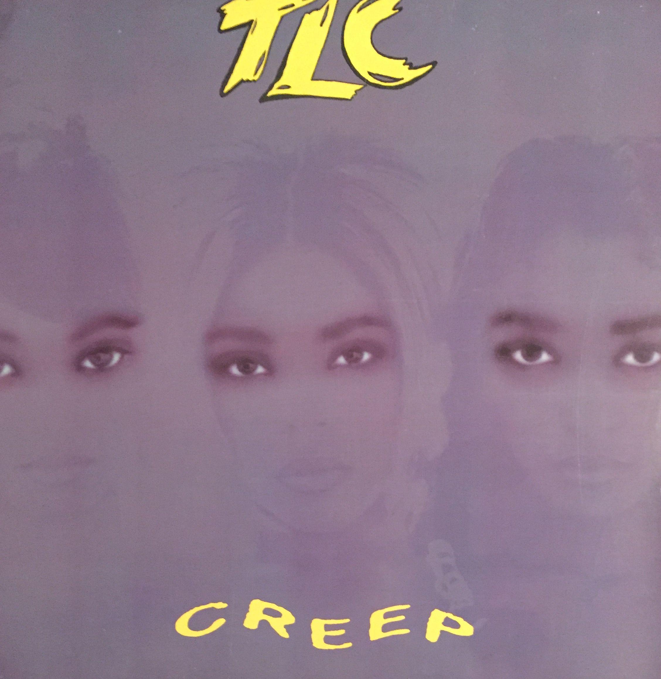 TLC - 'Creep' 1994 #90s R&B 12-inch remix #vinylrecords. RIP Lisa 'Left Eye' Lopez. #TLC #hiphop #music.  The best...