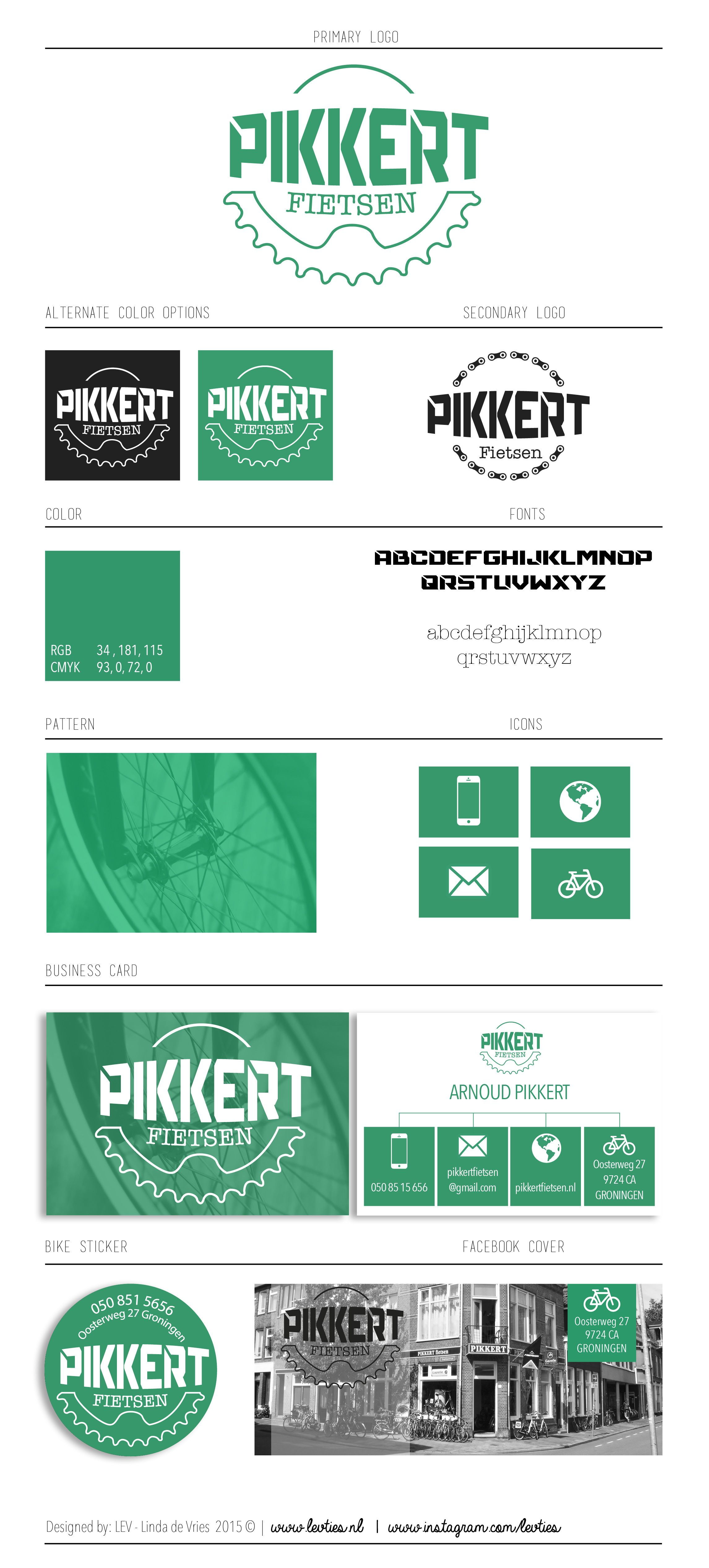 Instagram stickers for business cards best business cards business card bicycle sticker and a designed by lev linda de vries levties nl instagram magicingreecefo Choice Image