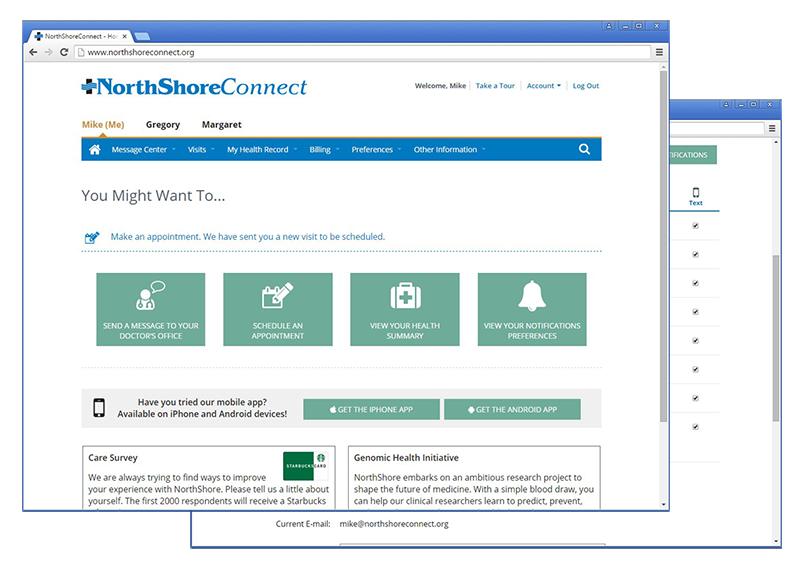Northshoreconnect Login Page Login Page Doctor Office Login