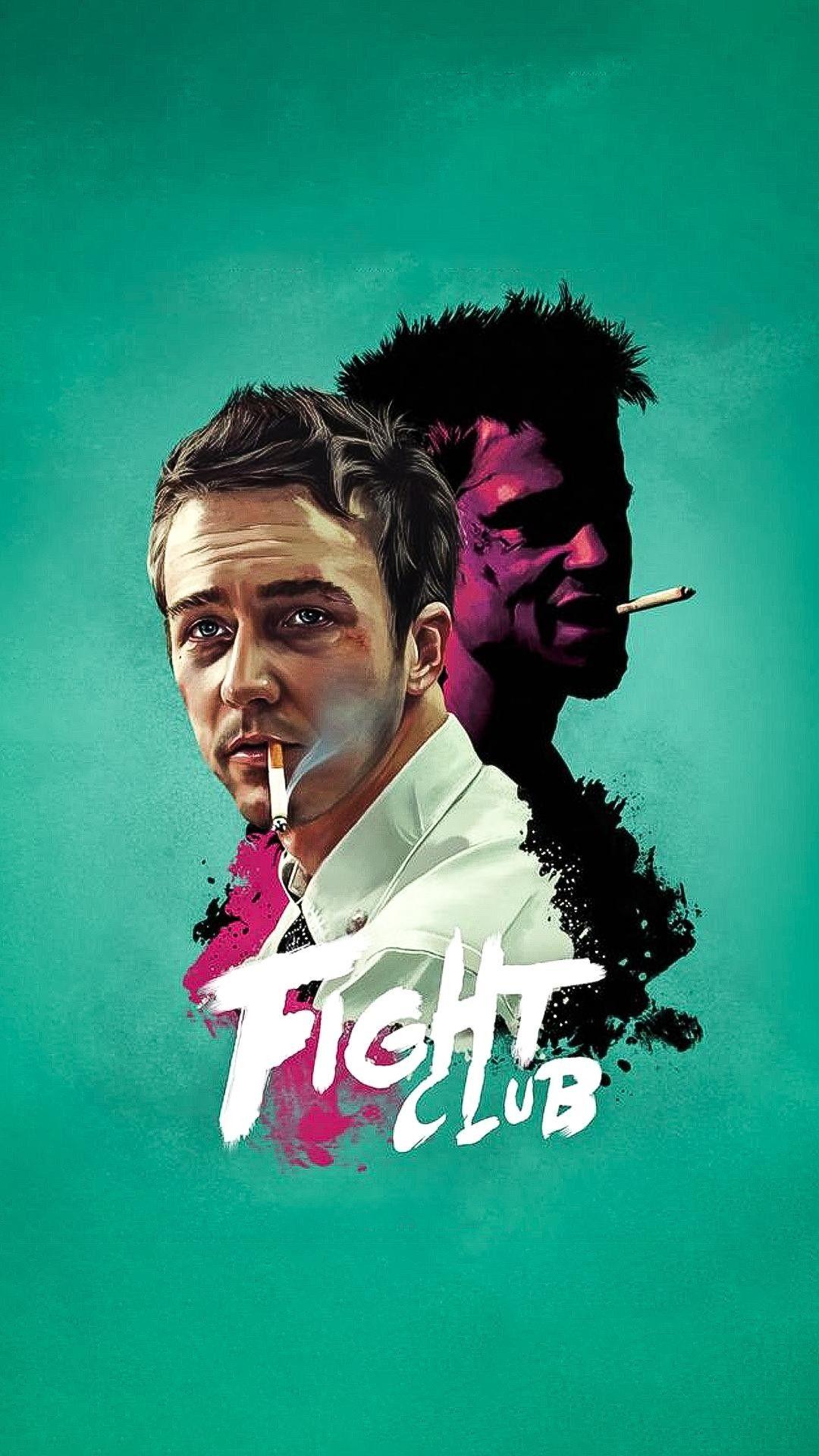 Pin On Fight Club
