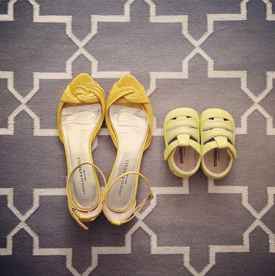 Madeline Weinrib Steel Brooke Cotton Carpet, via instagram user hyu915