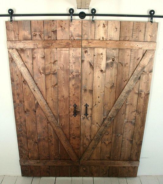How To Diy Creative Projects Sliding Barn Doors Barn Doors And