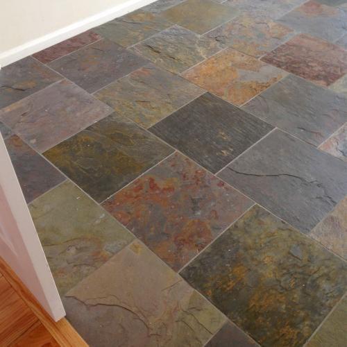 Explore Slate Flooring Basement And More