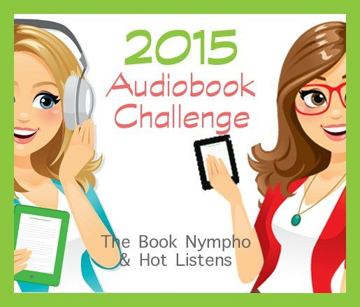 Audiobook challenge - a definite one I'm doing.