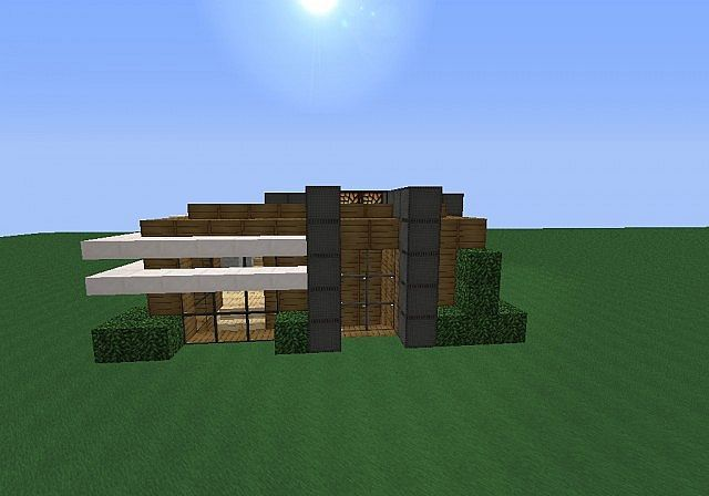 small modern house minecraft Google Search Projects to Try