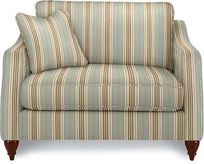 Delaney Chair U0026 A Half By La Z Boy. Love This Custom Material