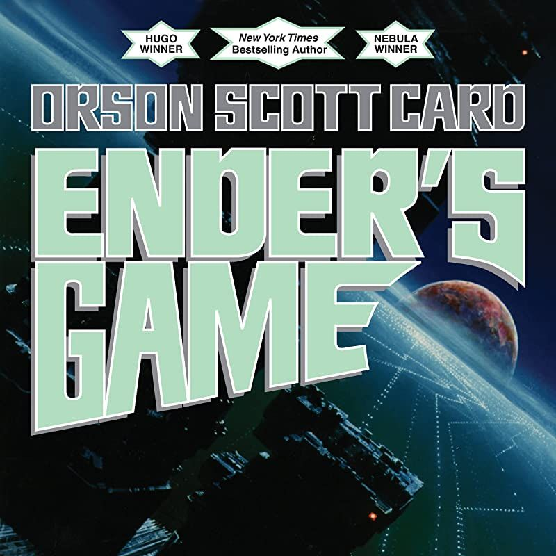 Free Read Ender S Game Special 20th Anniversary Edition Author Orson Scott Card Stefan Rudnicki Et Al Bookstorebingo Goodreads Bookshelves Litfict 2020