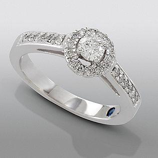 David Tutera Engagement Ring