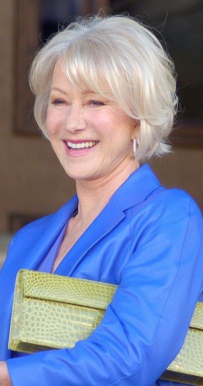 90 Best Hairstyles For 60 Year Old Woman With Fine Hair
