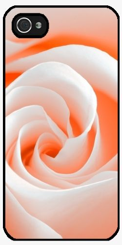 Case for Iphone 5/5S - Beautiful pink rose - by UtArt