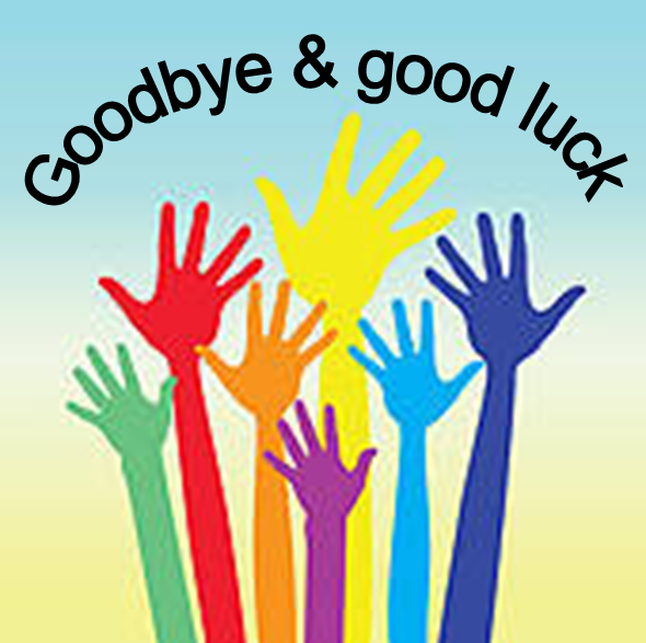 farewell good luck clipart a big well done good bye and art rh pinterest com farewell clip art school farewell clip art free