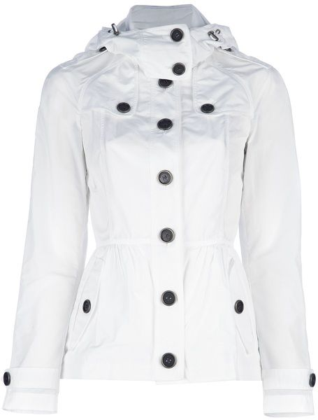 Fordleight Trench Coat - Lyst