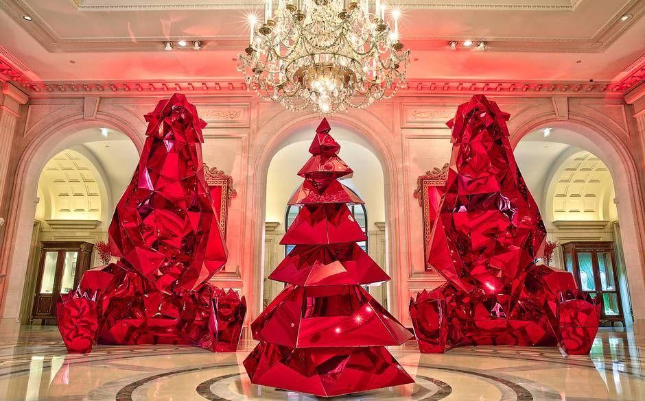 Christmas Decor Hotel For Season Google ძებნა