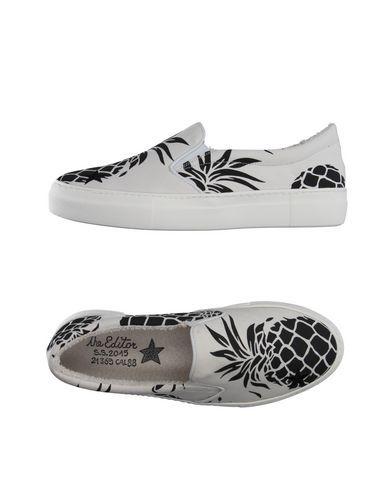 Prezzi e Sconti: The #editor sneakers and tennis shoes basse Bianco  ad Euro 106.00 in #The editor #Donna calzature sneakers