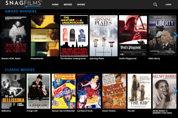 streaming movies to television by Tory Pauli