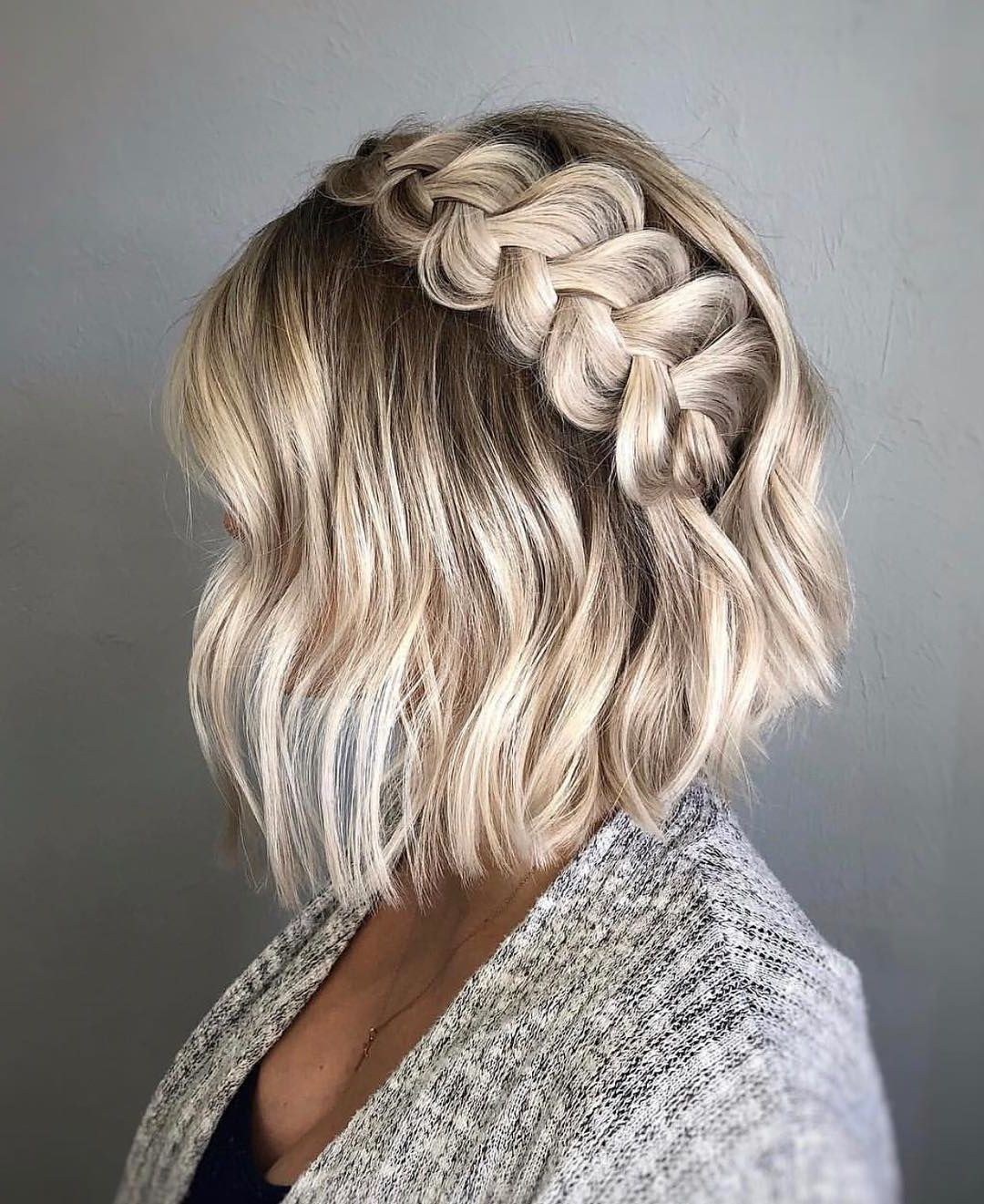 50 Awesome Jazzed Up Fishtail Braid Hairstyles With Hairstyle Hair Styles Medium Hair Styles Fishtail Braid Hairstyles