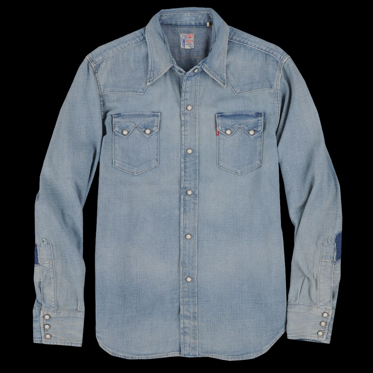 a55086b85a Levi s Vintage Clothing - 1955 Sawtooth Shirt in Silverton