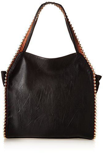 b7e2f62a4d5f BIG BUDDHA Grayson Top Zip Hobo Shoulder Bag
