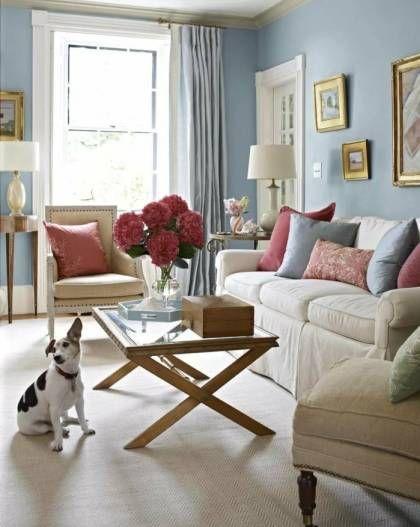 High Quality Trendige Farben: Fabelhafte Schlafzimmergestaltung In Grau Blau Good Looking
