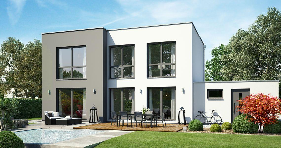 Bauhäuser Bauhaus, Haus und Kern haus
