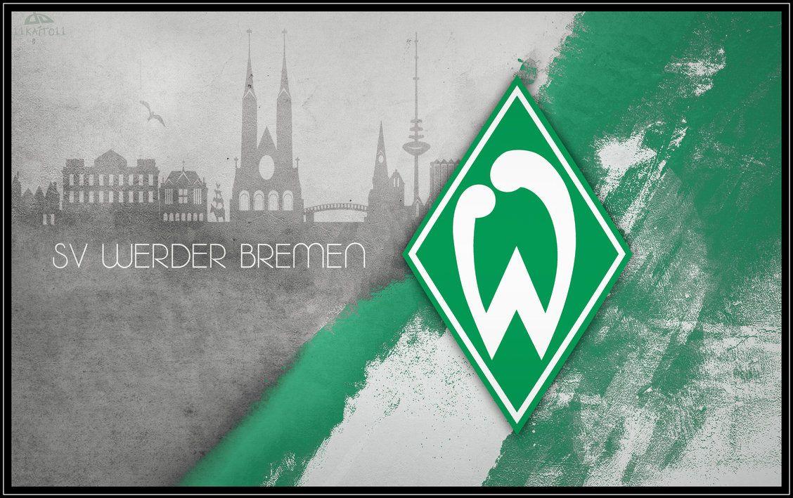 Sv Werder Bremen Wallpaper 46 By 11kaito11 On Deviantart Bremen Wallpaper Soccer Team