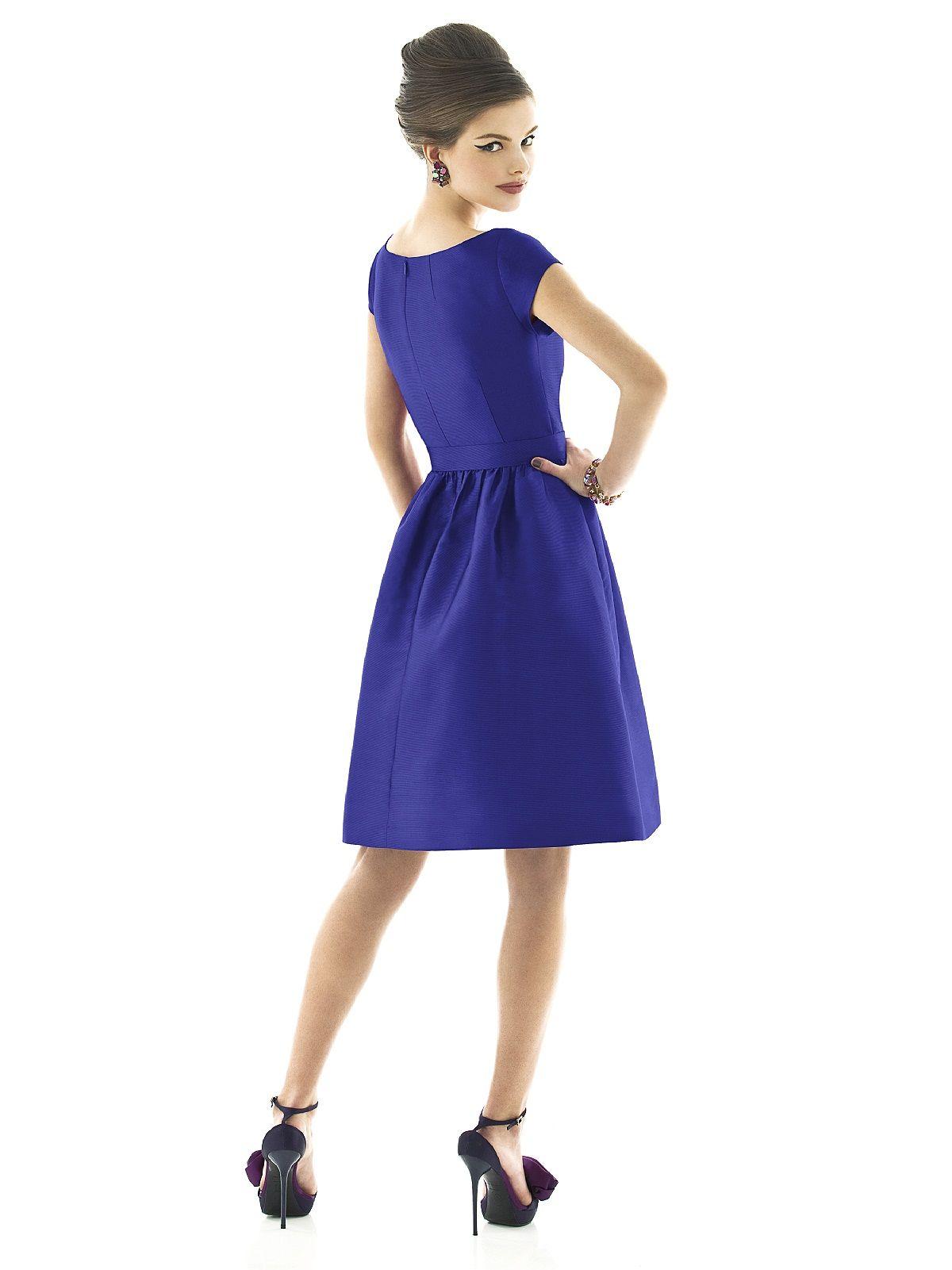 Bridesmaid Dress Option 1 - back