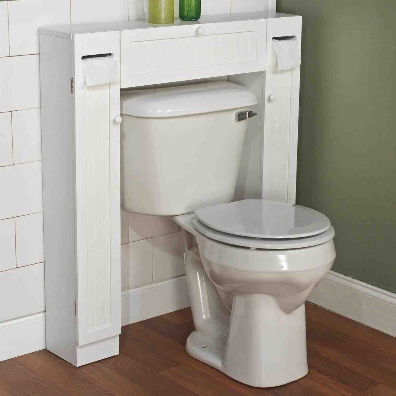 This over toilet cabinet with towel bar - gallery images of the ...