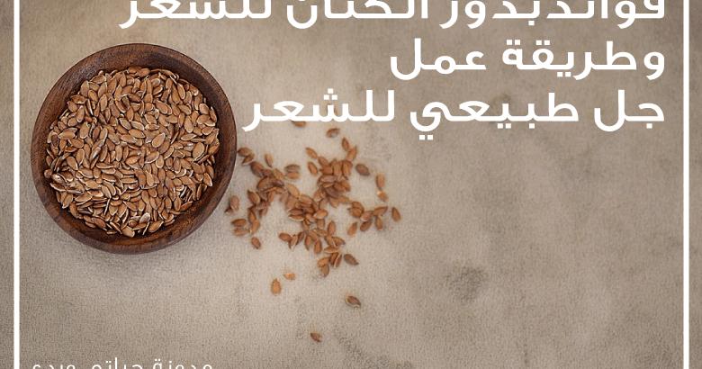 تجربتي مع بذرة الكتان للشعر وكيف اصنع جل طبيعي منها سنتعرف اليوم عن تجربتي مع بذور الكتان للشعر وعمل جل طبيعي للشعر Flaxseed Gel Hair Care Recipes Flax Seed