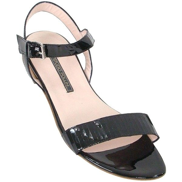 Pre-owned - Patent leather sandals Pollini Z3TDpEb