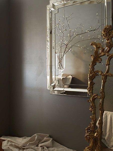 Ralph lauren paint metallic specialty finish in soft for Ralph lauren interior paint