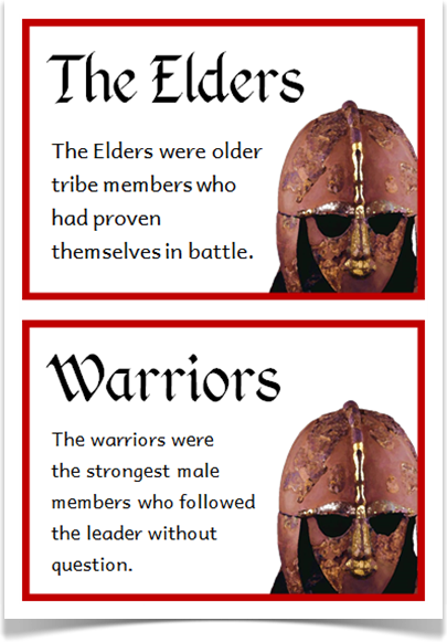 Anglo saxons facts primary homework help