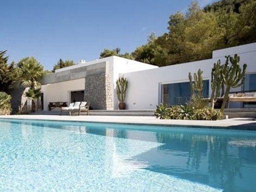 Modern And Chic Villa For Rent In Ibiza Casas Casas Campestres Casas Mediterraneas