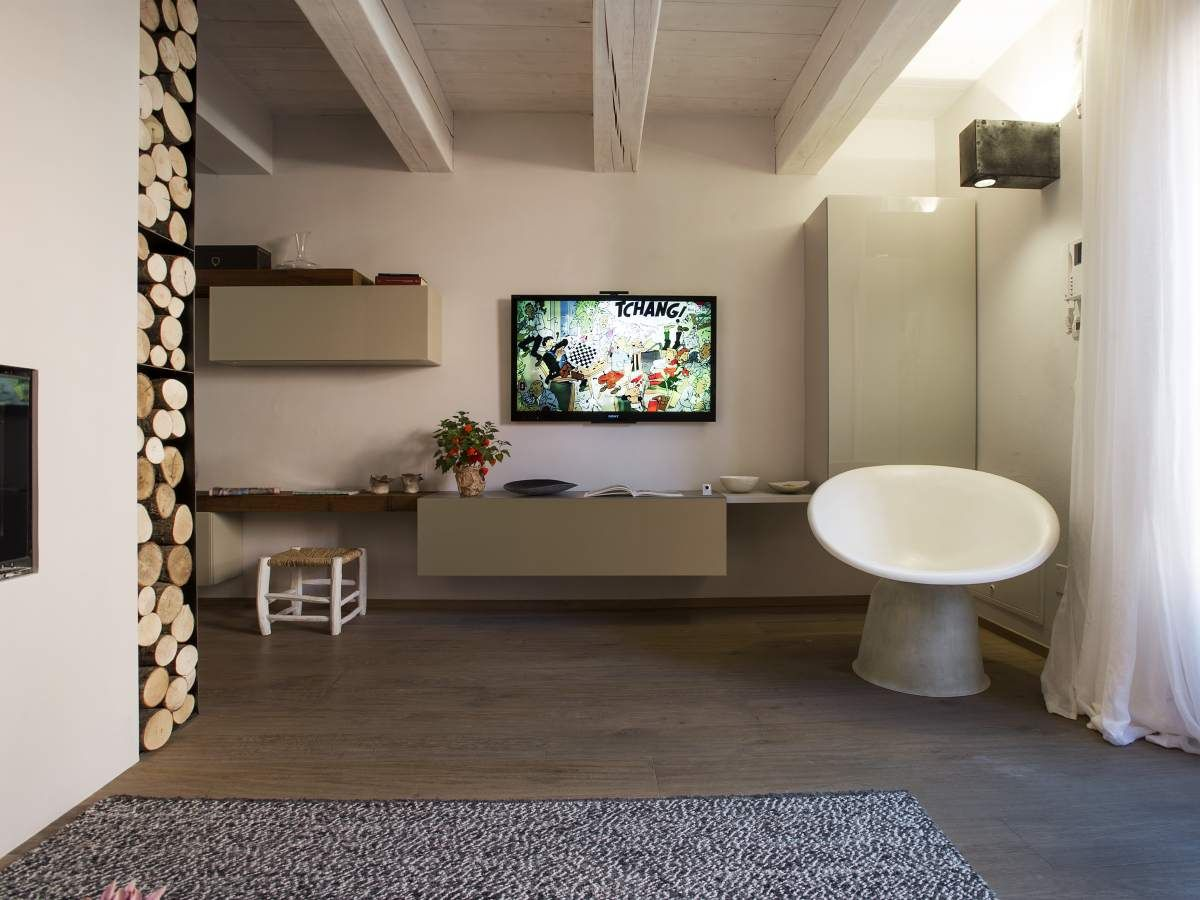 Appartamento Lago Rimini Interior design projects