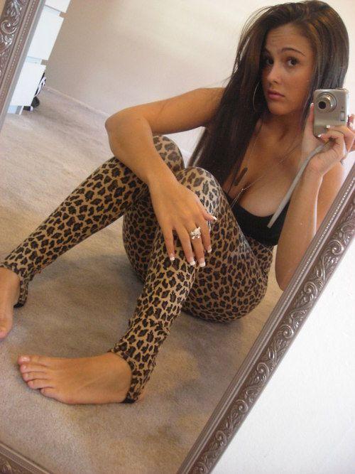 Sexy girl feet selfie really