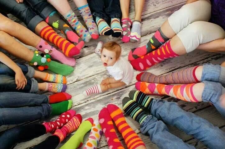 Rock Your Socks World Down Syndrome Day March 21st Friday Down Syndrome Down Syndrome Day Lots Of Socks