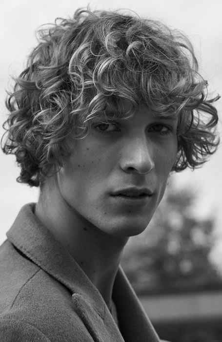 33 Of The Best Men S Fringe Haircuts Curly Hair Men Men S Curly