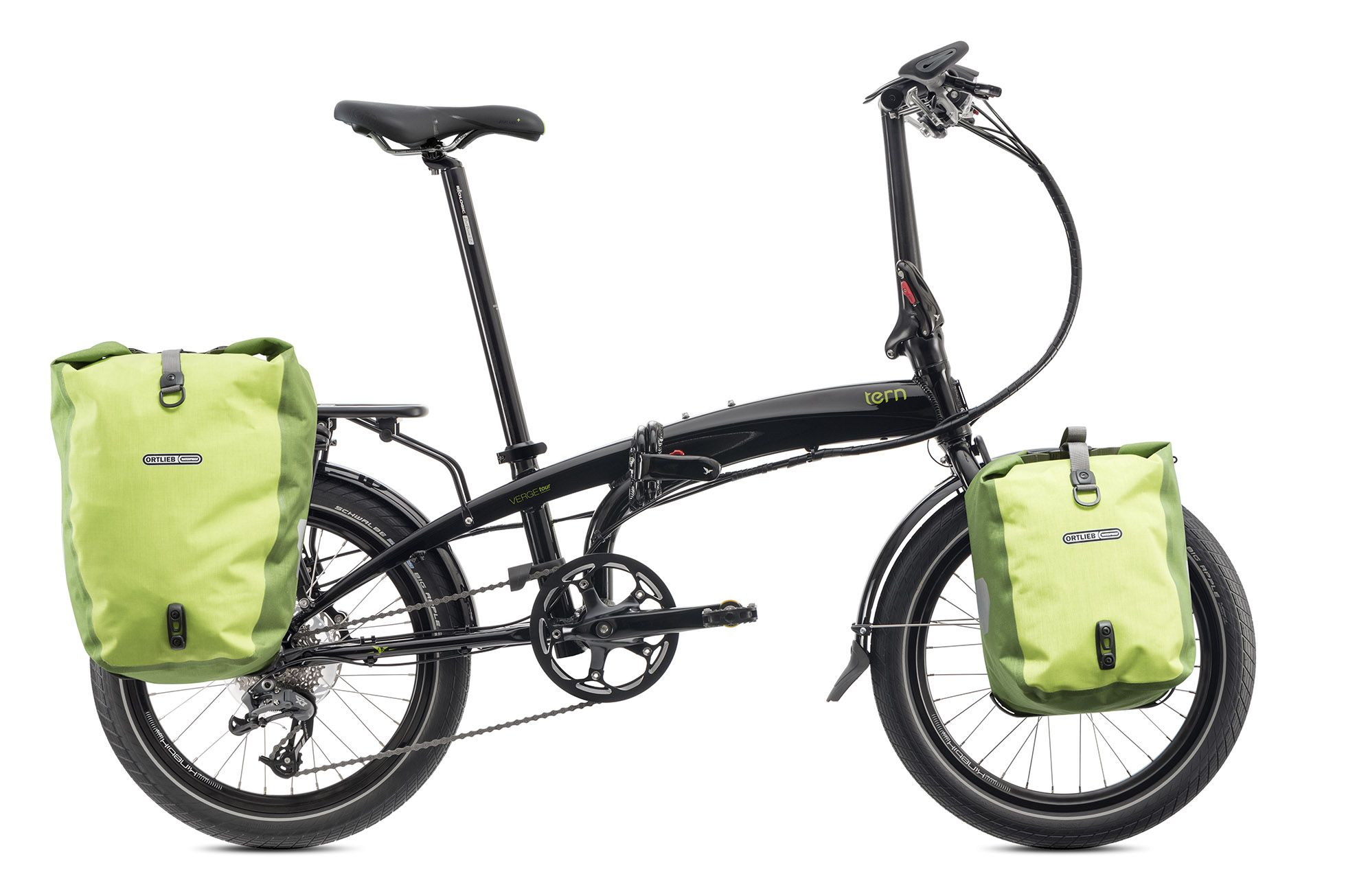 Pin Di Folding Bike Touring