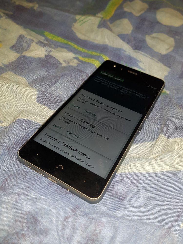 BQ Aquaris X5 Anthracite Grey Android Smartphone 16GB UK