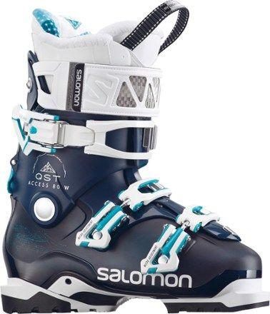 Salomon Qst Access 80 Ski Boots Women S 2017 2018 Rei Co Op Ski Women Ski Boots Womens Boots