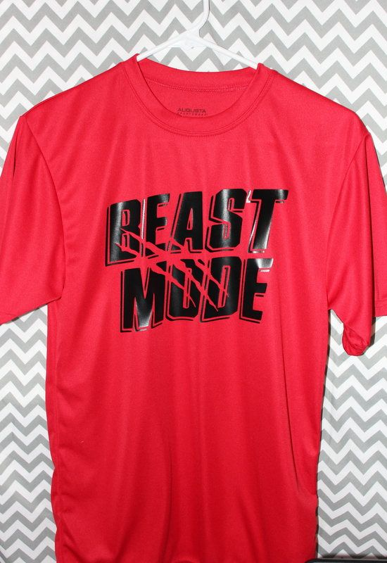 856cbd18 Beast Mode Shirt, Dry Fit, Moisture Wicking, Toddler, Youth, Adult, Boys,  Mens by CountryCutz on Etsy