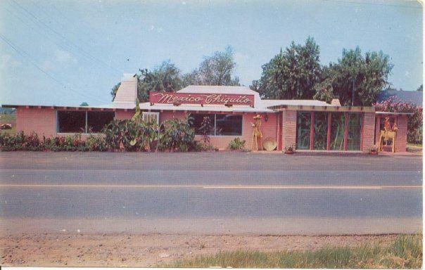 Mexico Chiquito Original Location North Little Rock Arkansas
