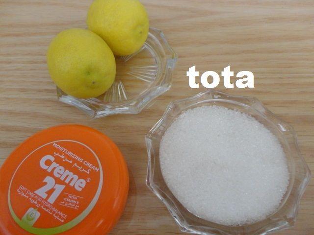 خلطات ليدين ناعمة وصفات سهلة ليدين كالحرير تبييض و تقشير اليدين بطريقة بسيطة Creme 21 Creme Food