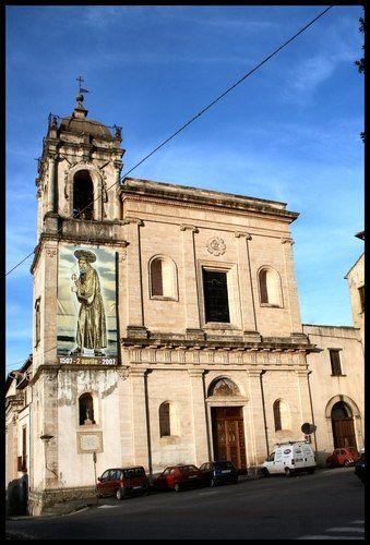 Chiesa S. Francesco di Paola,Cosenza, Province of Cosenza , Calabria region Italy